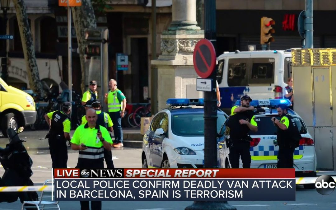 In the Shadow of Terror: Six Things to Pray for Spain Today